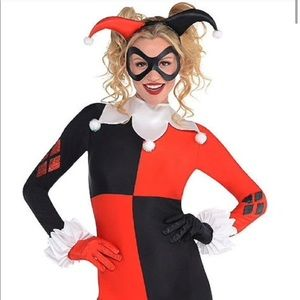 Harley Quinn Classic Costume Accessories Kit NWT